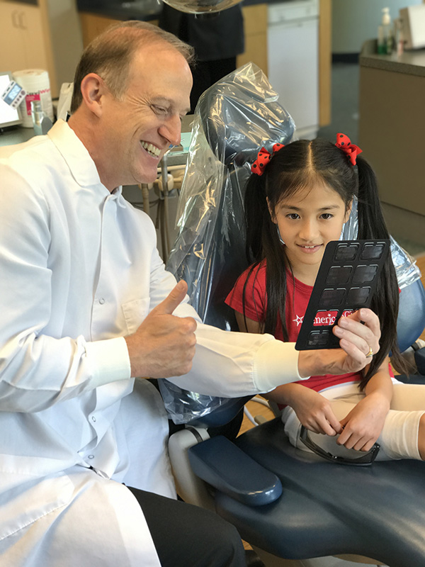Dr. Hersey at Puyallup Pediatric Dentistry